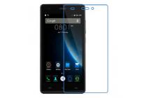Фирменная оригинальная защитная пленка для телефона  Doogee X5 / X5C / X5 Pro глянцевая