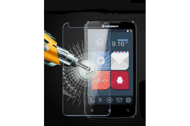 Фирменное защитное закалённое противоударное стекло премиум-класса из качественного японского материала с олеофобным покрытием для Doogee X5 / X5C / X5 Pro