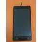 Фирменный LCD-ЖК-сенсорный дисплей-экран-стекло с тачскрином на телефон Doogee X5 / X5C / X5 Pro черный + гара..