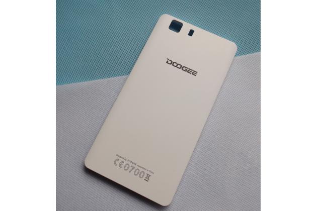 Родная оригинальная задняя крышка-панель которая шла в комплекте для Doogee X5 / X5C / X5 Pro белая