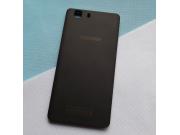 Родная оригинальная задняя крышка-панель которая шла в комплекте для Doogee X5 / X5C / X5 Pro черная..