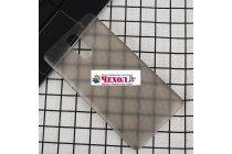 Фирменная задняя панель-крышка-накладка из тончайшего и прочного пластика для Doogee Y6 Max/Y6 Max 3D серая