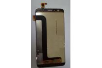 Фирменный LCD-ЖК-сенсорный дисплей-экран-стекло на телефон CUBOT GT95Doogee Y6 черный + гарантия