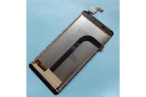 Фирменный LCD-ЖК-сенсорный дисплей-экран-стекло с тачскрином на телефон DOOGEE F2 Ibiza черный