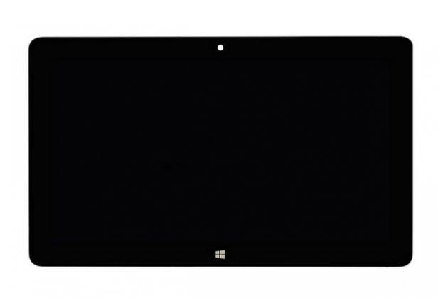 Фирменный LCD-ЖК-сенсорный дисплей-экран-стекло с тачскрином на планшет Dell Venue 11 Pro 7130 (VPRO-8359./VP11-8267) черный и инструменты для вскрытия + гарантия