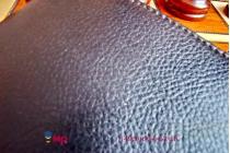 Чехол для Dell Venue 7 (VENU-7819/VENU-8090) поворотный роторный оборотный черный кожаный