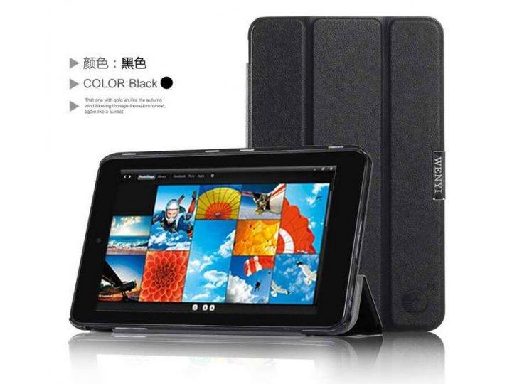 Фирменный умный чехол самый тонкий в мире для планшета Dell Venue 7
