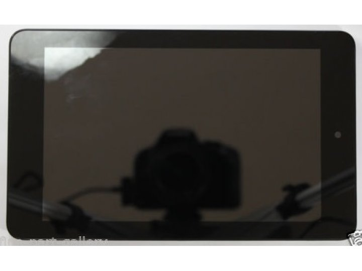 Фирменный LCD-ЖК-сенсорный дисплей-экран-стекло с тачскрином на планшет Dell Venue 7 3730 (VENU-7819/VENU-8090..