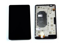 Фирменный LCD-ЖК-сенсорный дисплей-экран-стекло с тачскрином на планшет Dell Venue 8 android черный и инструменты для вскрытия + гарантия