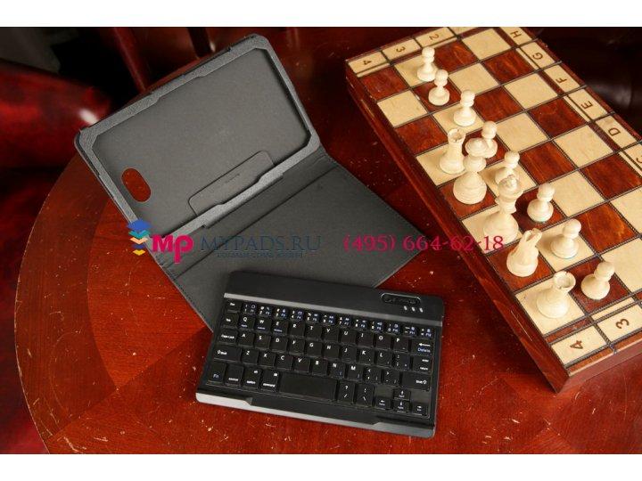 Фирменный оригинальный чехол со съёмной Bluetooth-клавиатурой для Dell Venue 8 Pro 5830/8 Pro 5000/8 Pro 3000 ..