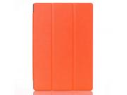 Фирменный умный тонкий чехол для Dell Venue 10 Pro (5000/5055/7000)