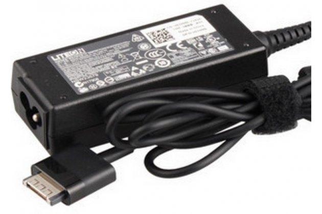Фирменное зарядное устройство блок питания от сети для планшета-ноутбука DELL Tablet Streak 10 Pro/XPS10/Latitude 10 + гарантия