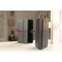 Чехол-обложка для Digma iDx9/iDx9 3G черный кожаный