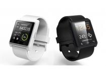 Фирменные оригинальные умные смарт-часы ECDREAM U8 в стальном корпусе с силиконовым ремешком