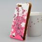 """Фирменный вертикальный откидной чехол-флип для Elephone S2  """"тематика Цветок Вишни"""""""