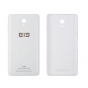 Родная оригинальная задняя крышка-панель которая шла в комплекте для Elephone P6000 Pro белая..