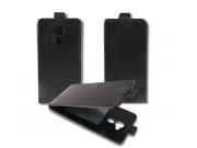 Фирменный вертикальный откидной чехол-флип для Elephone Vowney