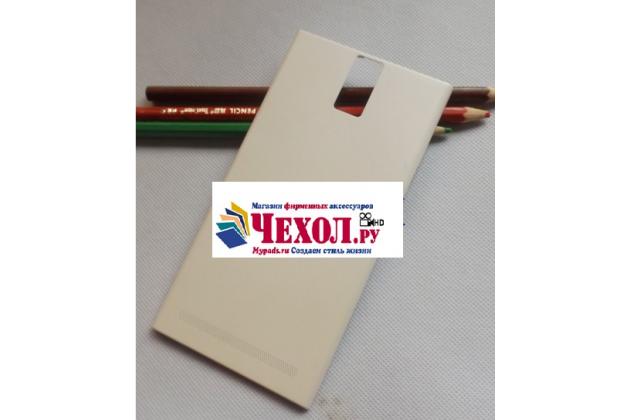 Родная оригинальная задняя крышка-панель которая шла в комплекте для Elephone P2000c белая