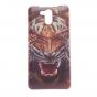 Фирменная роскошная задняя панель-чехол-накладка с безумно красивым рисунком тигра на Elephone P7000