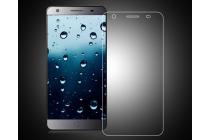 Фирменное защитное закалённое противоударное стекло премиум-класса из качественного японского материала с олеофобным покрытием для Elephone P7000