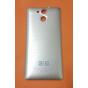 Родная оригинальная задняя крышка-панель которая шла в комплекте для Elephone P7000 серебристая..