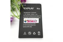 """Фирменная аккумуляторная батарея 1800mah телефон EXPLAY Rio"""" + инструменты для вскрытия + гарантия"""