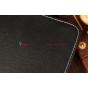 Чехол-обложка для Explay Surfer 10.11 черный кожаный