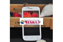 """Фирменный тачскрин на телефон Explay A400 4.0"""" белый + инструменты для вскрытия + гарантия"""