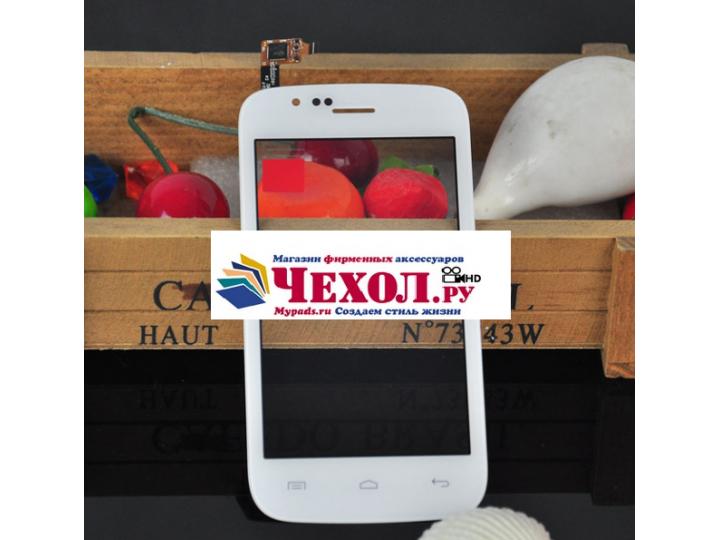 Фирменный тачскрин на телефон Explay A400 4.0