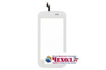 """Фирменный тачскрин на телефон EXPLAY Golf 4.5"""" белый + инструменты для вскрытия + гарантия"""
