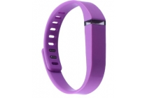 Фирменный необычный сменный силиконовый ремешок  для фитнес-браслета Fitbit Flex разноцветный