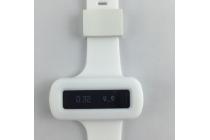 Фирменный необычный сменный силиконовый ремешок  для фитнес-браслета Fitbit One разноцветный