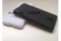Фирменная ультра-тонкая полимерная из мягкого качественного силикона задняя панель-чехол-накладка для  Fly Wileyfox Swift белая
