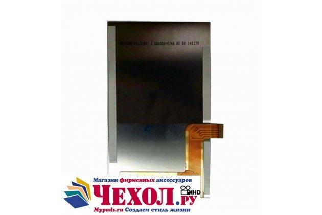 Фирменное LCD-ЖК-экран-сенсорное стекло-тачскрин для телефона Fly IQ4418 ERA Style 4 черный и инструменты для вскрытия + гарантия