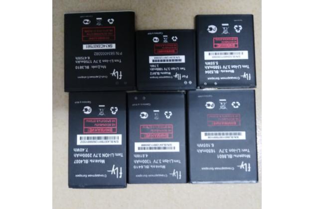 "Фирменная аккумуляторная батарея BL7205 3.7V 2000mAh на телефон for Fly IQ4409 Era Life 4 Quad"" + инструменты для вскрытия + гарантия"