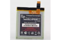 Фирменная аккумуляторная батарея BL3810 1650mAh  на телефон Fly IQ4415 Quad ERA Style 3 + гарантия