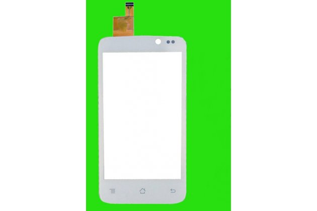 Фирменное LCD-ЖК-экран-сенсорное стекло-тачскрин для телефона Fly IQ447 Era Life 1 белый + инструменты для вскрытия + гарантия
