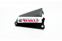 """Фирменный вертикальный откидной чехол-флип для Fly IQ458 Evo Tech 2""""  черный"""