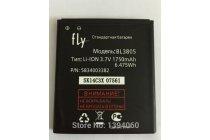 Фирменная аккумуляторная батарея 1750mAh BL3805  на телефон Fly Spark IQ4404 / IQ4402 + гарантия