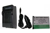 Фирменное зарядное устройство от сети для фотоаппарата Olympus FE-230 / FE-240 + гарантия