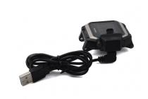 Фирменное оригинальное USB-зарядное устройство/док-станция для умных смарт-часов Garmin Epix + гарантия
