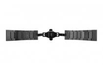 Фирменный необычный сменный стальной ремешок для умных смарт-часов Garmin Fenix 3/Fenix 3 HR/HRM из нержавеющей стали + инструменты для вскрытия