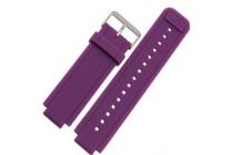 Фирменный необычный сменный силиконовый ремешок  для умных смарт-часов Garmin Fenix/ Fenix 1/Tactix разноцветный