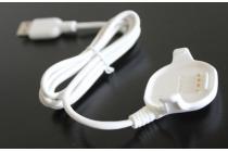 Фирменное оригинальное USB-зарядное устройство для спортивного браслета Garmin Forerunner 10/15/15 GPS HRM + гарантия