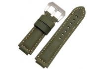 Фирменный сменный кожаный ремешок для умных смарт-часов Garmin vivoactive  из качественной импортной кожи + инструменты для вскрытия