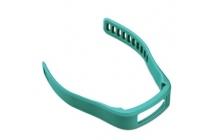 Фирменный необычный сменный силиконовый ремешок  для фитнес-браслета Garmin vivofit  разноцветный