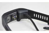 Фирменное оригинальное USB-зарядное устройство для спортивного браслета Garmin vivosmart HR + гарантия
