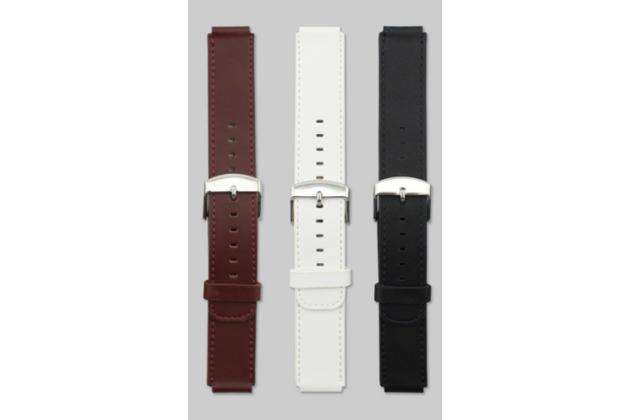 Фирменный необычный сменный кожаный ремешок для умных смарт-часов Huawei Watch