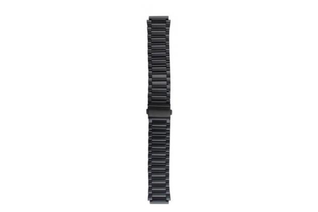 Фирменный необычный сменный стальной ремешок для умных смарт-часов Huawei Watch из нержавеющей стали