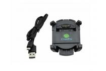 Фирменное оригинальное USB-зарядное устройство/док-станция для умных смарт-часов Garmin Fenix 2/Fenix 3/Fenix 3 HR/HRM + гарантия